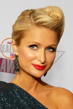 American socialite Paris Hilton was one of the first celebrities to be described as 'famous for being famous', she has since expanded her brand into a  multibillion-dollar empire