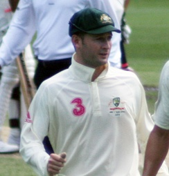 Vice-captains are sometimes considered the full-time successor to the incumbent captain. Michael Clarke was Australia's vice-captain for three years before succeeding Ricky Ponting as captain in 2011.[7]