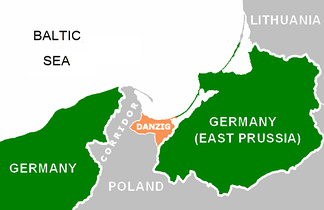 The Polish Corridor in 1923–1939