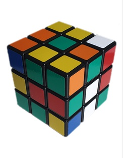 ≈4.33×1019 Rubik's Cube positions