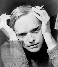 Truman Capote, pictured here in 1959, had a cameo role in the film.