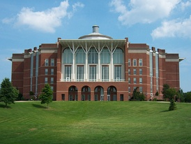 The library at the University of Kentucky, Kentucky's flagship university.
