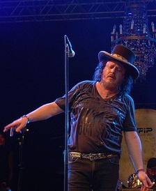"Italian singer Zucchero is credited as the ""Father of Italian Blues"", and is among the few European blues artists who still enjoy great international success[117]"