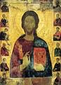 «Спас с апостолами», вторая половина XIV века