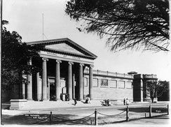 The Art Gallery of New South Wales (c.1900)