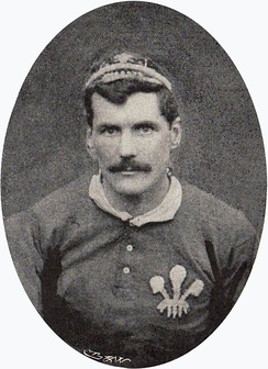 "Arthur ""Monkey"" Gould was the first Welsh superstar of rugby union"