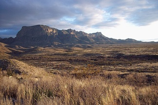Big Bend National Park and Chihuahuan Desert
