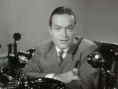 Bob Hope in The Ghost Breakers trailer (1940)
