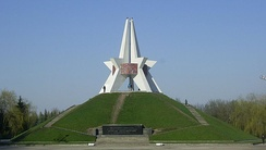 Monument of Kurgan of Immortality