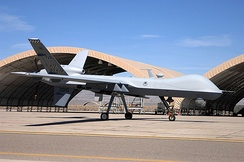 MQ-9 unmanned aerial vehicle