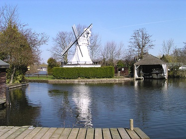 A mill in Horning