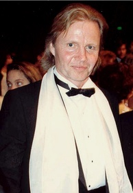 Jon Voight at the Academy Awards in April 1988, where his children accompanied him