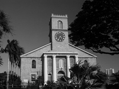 Kawaiahaʻo Church is known as the Westminster Abbey of Hawaiʻi, the site of coronations, royal christenings and funerals.