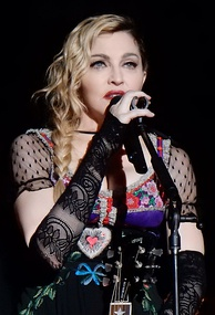 "American singer Madonna has been referred as the ""Queen of Pop""."