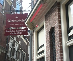 Prostitution Information Centre in Amsterdam