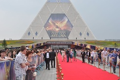 International Astana Action Film Festival, 2010