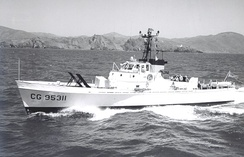 USCGC Cape Hedge (WPB-95311)