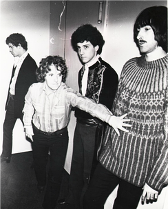 The Velvet Underground have been credited with creating the first noise rock album in 1968.