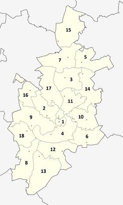 Поселения Задонского района