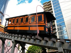 Angels Flight, November 2008
