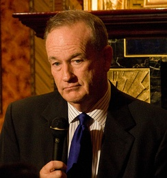 The character is primarily a parody of cable news pundits, particularly Bill O'Reilly, pictured above.
