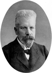 Photograph of Eduard Buchner.