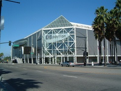 The Sharks moved into their new home, the San Jose Arena (now the SAP Center) in 1993.