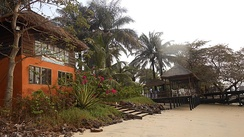 Hotels at Bissagos Islands