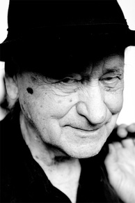 Jonas Mekas, co-founder of Anthology Film Archives
