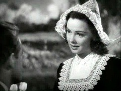 Kathryn Grayson in Seven Sweethearts (1942), a musical romantic comedy film