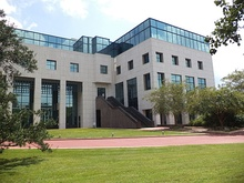Leon County Courthouse (looking at SW corner).JPG