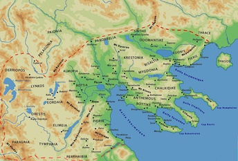 Macedonia and the Chalcidice