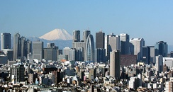 Tokyo, the world's largest metropolitan area, is an example of a mass human settlement called a city