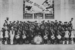 The 1951 Spirit of Houston Cougar Marching Band