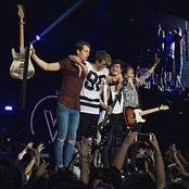 In August 2017, The Vamps gained their first number one with Night & Day,[13] but the following week it dropped from number 1 to number 35, surpassing Christina Aguilera's record for the largest fall from the top spot.[14][15]