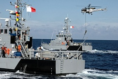 Protector-class patrol boats of the Maritime Squadron of the AFM