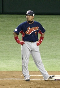 Iwamura played for Japan in the 2006 World Baseball Classic.