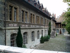The Collège Calvin is now a college preparatory school for the Swiss Maturité.