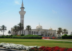 Mosque in Qatar