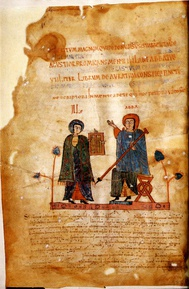 The Mozarabic Antiphonary of León (11th century)