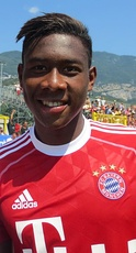 Austrian footballer David Alaba is of Filipino and Nigerian descent.