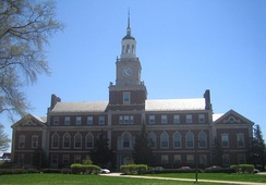 Howard University, an HBCU founded in 1867.