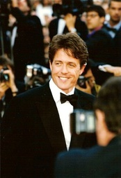 Hugh Grant at the 1997 Cannes Film Festival