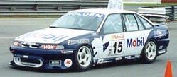 Craig Lowndes' 1996 Holden VR Commodore