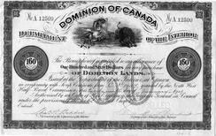 Metis scrip issued to half-breeds 1894