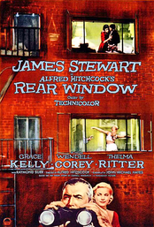 Receiving four Academy Award nominations, Rear Window is considered to be one of Hitchcock's best[5]  and one of the greatest movies ever made.