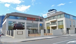 Royal Thai Embassy in Wellington, New Zealand