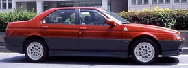 Alfa Romeo 164 Q4 (second series)