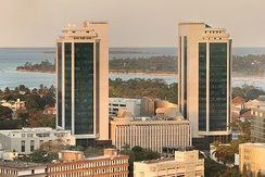Bank of Tanzania Twin Towers
