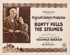Bunty Pulls the Strings became a (now lost) film.